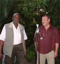 Ousmane Sow Huchard et Jean-Marc Genier