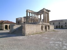 Temple Caroline