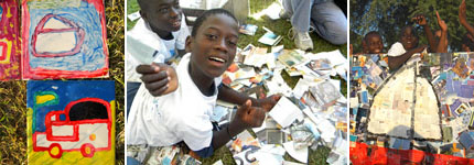 Ti Lekòl Dwa Moun et la journée internationale des droits de l'enfant