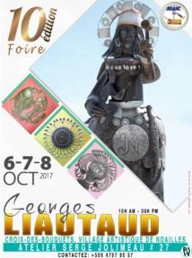 10e édition, Foire Georges Liautaud - Noailles, les 6, 7, 8 octobre 2017