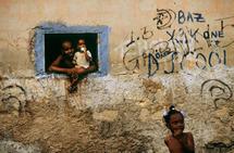 Image tirée du site de Ghetto Biennale