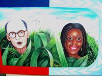 James Wah - Un hommage aux victimes de l'ONU, Hedi Annabi et Pierrena Annilus