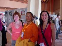 Barbara Prezeau à NIamey