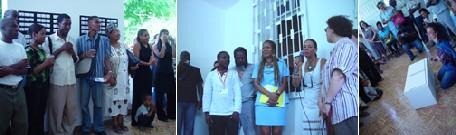 Lancement des activités du Forum AfricAméricA 2006