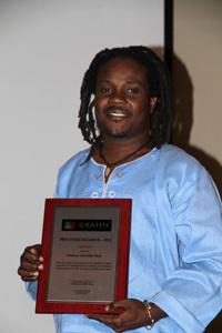 Jean Eddy Remy - Prix d'Excellence en Artisanat 2012