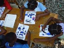 Enfants au travail à AfricAméricA