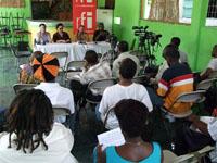 Conférence de presse du 20 juin - Présentation du Forum 2008