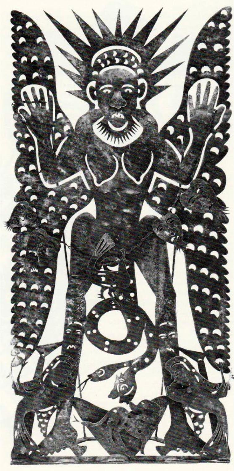 """Demon"" - Serge Jolimeau, 1977"
