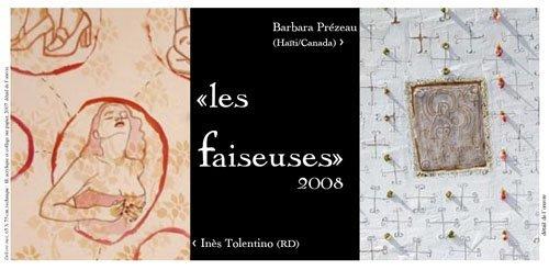 Les Faiseuses 2008 – Exposition du 9 mars au 17 mai 2008