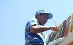 Hommage aux disparus de la MINUSTAH, suite au séisme du 12 janvier 2010