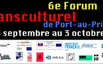 Note de presse no.2 / Forum transculturel d'art contemporain