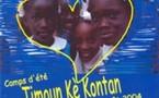 """AfricAméricA et """"Timoun kè kontan"""""""
