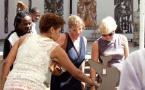 Le président du Conseil Européen au Musée Georges Liautaud - 19 juillet 2014