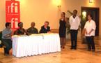Soirée d'inauguration au Karibe